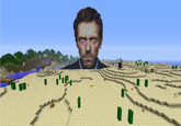Minecraft Pixel Art