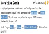 Bernie Dance