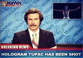 Tupac Hologram