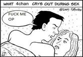 What 4chan Cries Out During Sex