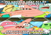 Push It Somewhere Else Patrick