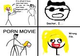 Dumb Porn Setup / Porn Movie