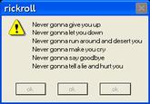 Rickroll
