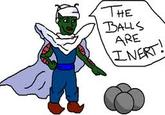 The Balls are Inert