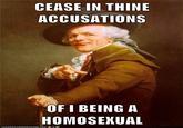 Stop Calling me a Homo!