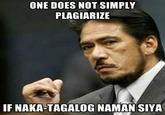 Tito Sotto Plagiarism Controversy
