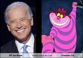 Laughing Joe Biden
