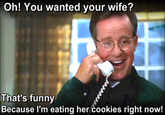 Put That Cookie Down