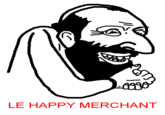 Le Happy Merchant