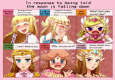 Zelda's Reaction