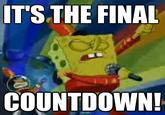 """SpongeBob """"Sweet Victory"""" Concert"""