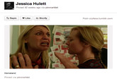 Claire Danes Cry Face Project