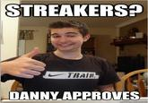 Danny Approves