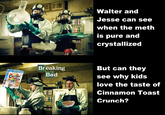 Why Do Kids Love the Taste of Cinnamon Toast Crunch?