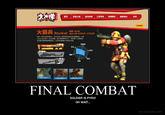 Final Combat (Team Fortress 2 Rip Off)