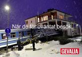 2013 Saltsjöbanan Train Crash
