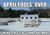 2013 April Fool's Day
