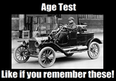 Age Test
