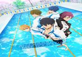 Swimming Anime