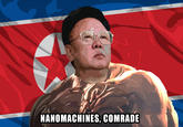 Nanomachines, Son