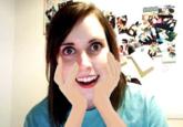 Mirai Nikki Yandere Face