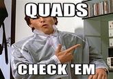 """Dubs Guy / """"Check 'Em"""""""