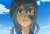 Kazemaru with 2 eye