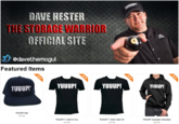 """Dave Hester's """"Yup!"""""""