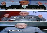 Dr. Evil Air Quotes