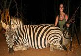 Melissa Bachman's Lion Hunting Photo Controversy