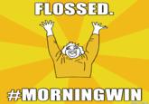 #MorningWin