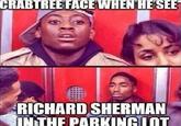Richard Sherman's Postgame Rant