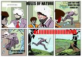Rules Of Nature Goes With Everything