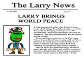 Bionic Peace Larry