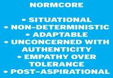Normcore