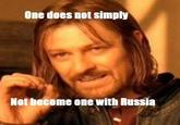 Become One With Russia