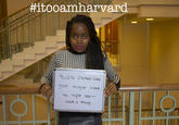 I, Too, am Harvard