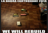 2014 California Earthquakes