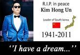 RIP in Peace