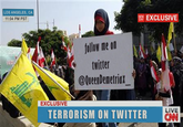 American Airlines Terrorism Tweet