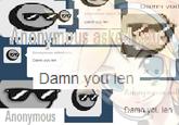 Damn You Len
