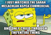 ASPCA Commercial Parodies