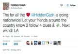 @HiddenCash Scavenger Hunt