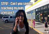 Cheektowaga Mom's Racist Rant