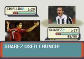 Luis Suárez's Biting