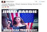 Jihad Barbie