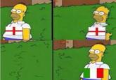Homer Backs Into Things