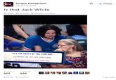 Sad Jack White