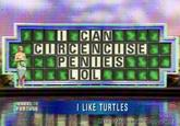 Wheel of Fortune Puzzle Board Parodies
