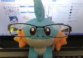 Pokemon Wearing Glasses